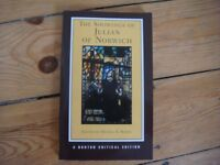 The Showings of Julian of Norwich - Norton Critical Edition AS NEW