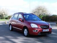 KIA CARENS 2.0 Diesel 7 seater, full service history very good condition Only £2495