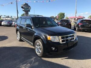 Ford Escape LIMITED-AWD-JAMAIS ACCIDENTER 2009