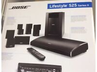 Bose 525 lifestyle series 2 home sound system 5.1