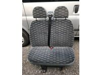 Van Double Seat For Sale From a Ford Tourneo Transit