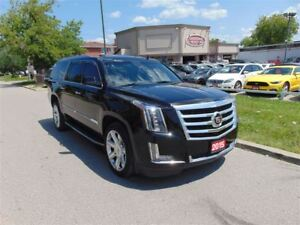 2015 Cadillac Escalade ESV HEADS UP-NAVI-CAMERA