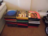 50 vinyl records box sets
