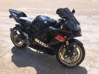 Suzuki GSXR k4 very clean