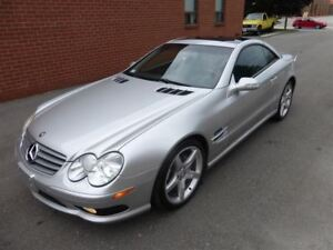 2003 Mercedes-Benz SL-Class SL500 -- AMG SPORTS PKG -- PANORAMA