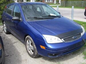 2005 Ford Focus SES, Automatic