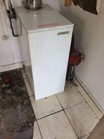 Worcester danesmoor 12/14 oil boiler