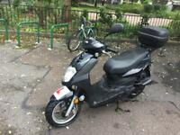 Motorbikes sym symply 50 cc