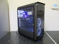 ★AMD A10-7860k/GTX 660 Ti 2GB/8GB DDR3/Wireless Gaming Tower★