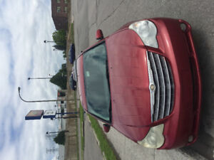 2007 Chrysler Sebring Large Berline