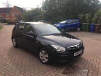Hyundai i30 Petrol 1,4 , manual, 126000 miles New MOT