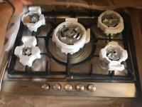 Bosch stainless steel hob