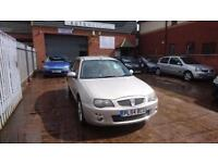 2005 / 54 Rover 25 1.4 SEI 103PS Long MOT+Warranty+AA Cover