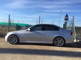 BMW 330d Msport idrive leather new MOT