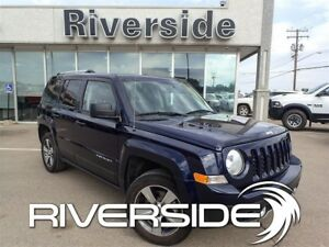 2016 Jeep Patriot High Altitude SUV w/ Heated Leather Seats!