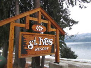North Shuswap Resort -  Lakefront Condos REDUCED
