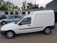 ford courier parts from a 2000 1.8 diesel van white