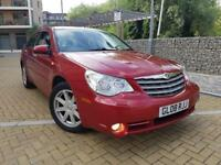 Chrysler Sebring 2.4 AUTOMATIC Limited 4dr 2008 LW MILES+BOSTON SOUND+HEATED LEATHER+AUX LUXURY!!