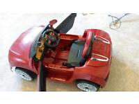 Kids electric car ride on car with music & lights 12v RRP £190