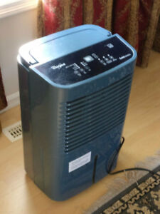 Whirlpool GoldSeries Dehumidifier