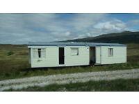 Six berth static caravan - cheap for quick sale