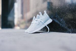People Footwear The Waldo Knit: Yeti White/Gallery Grey