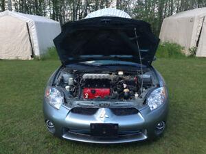 2008 Mitsubishi Eclipse GT Hatchback