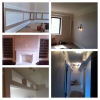 Painters good quality of work best prices ,RBQ