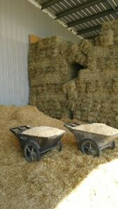 Clean Sawdust for bedding livestock and pets.