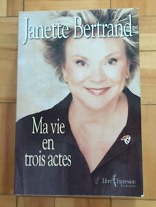 Biographe de Janette Bertrand