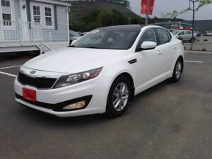 2013 Kia Optima LX PLUS..PANORAMIC ROOF..HEATED SEATS..FOG LIGHT