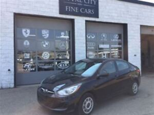 2012 Hyundai Accent L No Accidenets One Owner