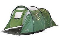 wow tresspass 4 man tunnel tent