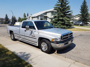 1999 Dodge Power Ram 2500 Cummins 24 valve Pickup Truck