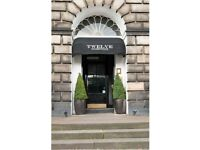 Part Time Night Porter Required for Boutique Hotel. (16-25 hours)