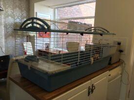 Large indoor Guinea pig /Rabbit Cage