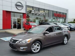 2013 Nissan Altima 2.5 SL LOADED,LEATHER,NAVI,ROOF,ABS