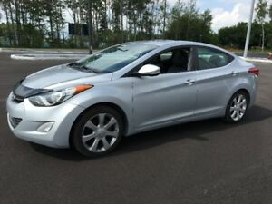 2011 Hyundai Elantra Limited Berline