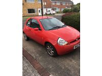 Ford KA Zetec 1.3L petrol engine