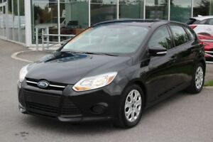 2014 Ford Focus SE*AC*BLUETOOTH*CRUISE*SIEGES CHAUFF*GR ELEC*CAM