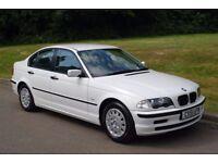 BMW 320d.. 2.0 Diesel Turbo.. 1 Owner.. Very Low Miles.. Lovely Example..