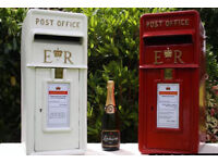 Wedding Post Box Hire - Cover all UK - Free Delivery & Collection