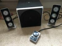Logitech PC Stereo speakers