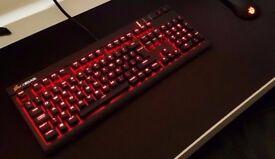 Mechanical Gaming Keyboard - Corsair STRAFE