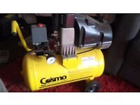 Air compressor tyre pump spray gun mechanical equipment