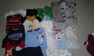 Baby boy clothing. 3m