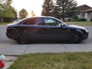 2007 Audi A4 2.0T 10000$or8500$ with stock rims **NO TRADES**