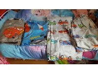Boys next curtains and lightning mc queen duvet covers