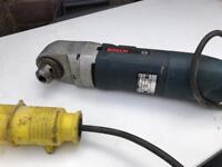 Bosch 90deg Angle Drill 110v