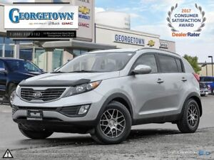 2011 Kia Sportage LX LX * Winter Wheel/Tire Package *
